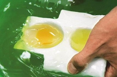 $$$ اختراع صينى جديد .... بيض مصنوع $$$