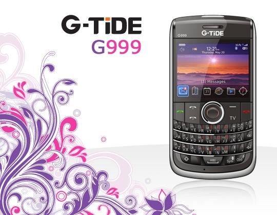 فلاشه G-TIDE G999