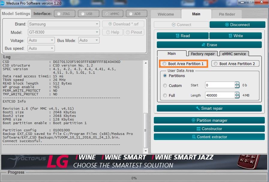 شرح تصليح  GT-i9300 NO PRODUC and repair boot