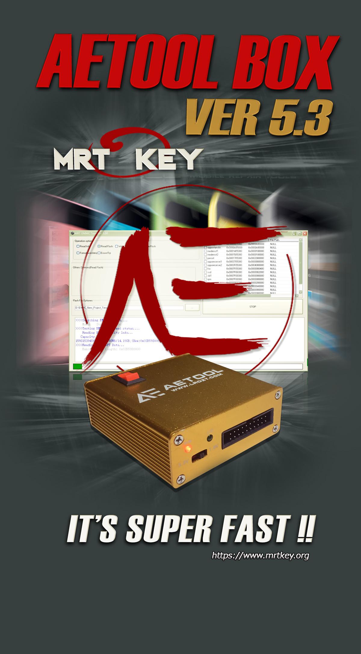 AETool BOX Ver 5.3 Update Released (9/1/2020)