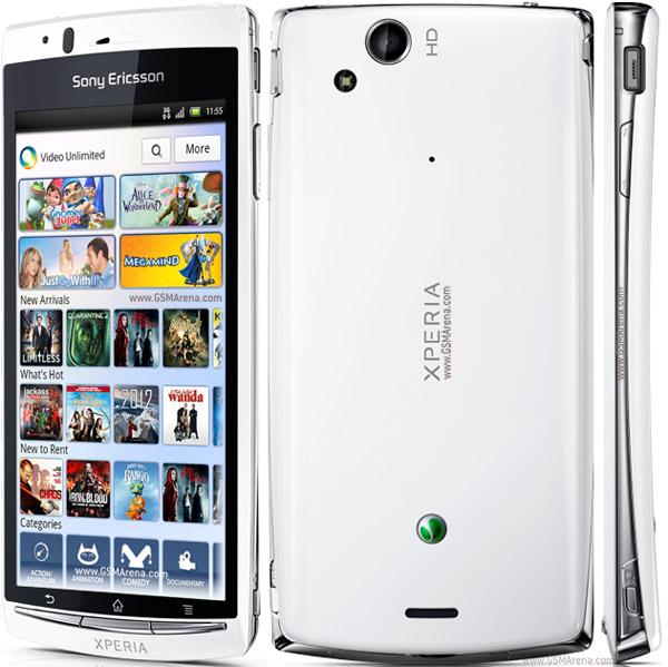 سعر ومواصفات Sony Ericsson Xperia Arc S