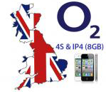 Unlock iPhone from O2 United Kingdom