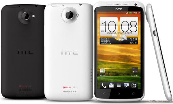 تفليش HTC One X