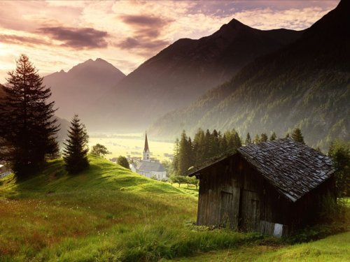 أجمل المناظر الطبيعية