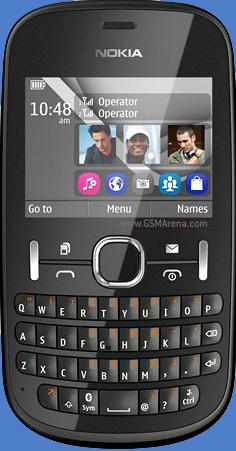 الاصدار الاخير لغه عربيه لهاتف نوكيا ASHA200 RM-761 فيرجن  v11.56 AR