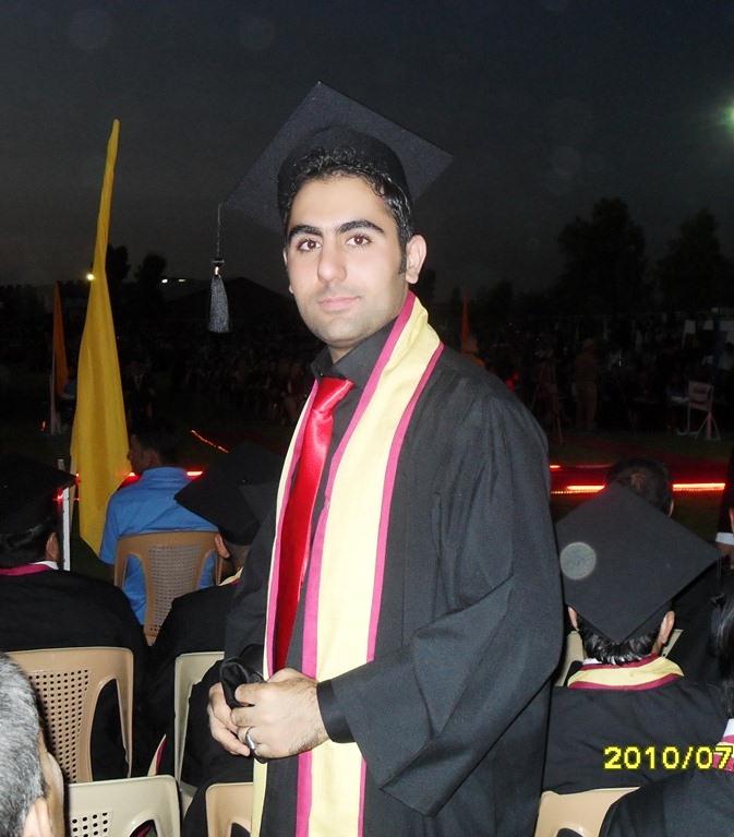 الجميع تدخل تهنيء حبيب الكل شيروان kurdistan بمناسبة عيد ميلاده وتخرجه من الجامعة