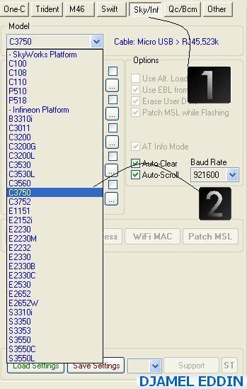 كيفية تفليش وتعريب وفك شفرة Samsung C3332