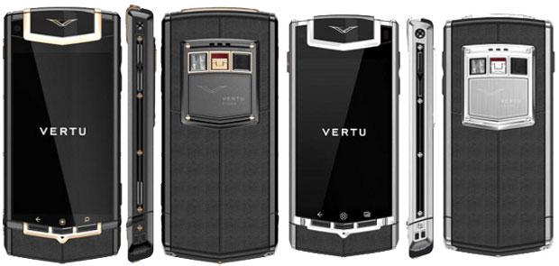 شركة Vertu تكشف عن أول هاتف أندرويد سيكلفك حياتك