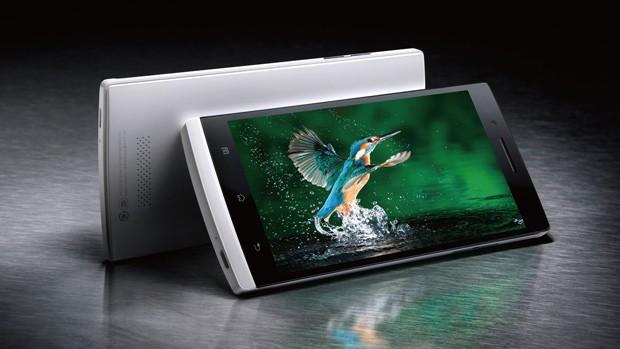 شركة Oppo تكشف عن الهاتف Find 5 بشاشه 5 أنش بدقة 1080p ورباعي النواه وبدقة 13 م