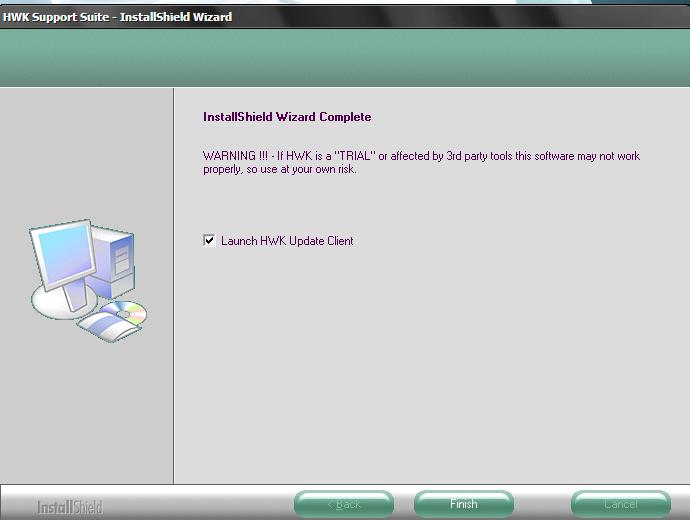 الطريقه الصحيحه لتثبيت برامج ال HWK