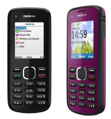 آخر إصدار من فلاشة نوكيا C1-02 RM-643 V6.05