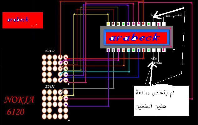 محتاج مخطط 6120 اي شاشة