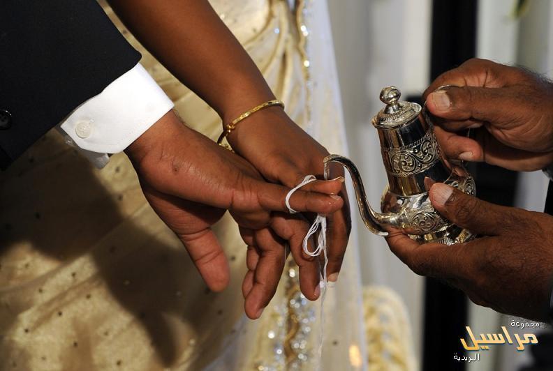 الزواج سنـــــــــة الحياة