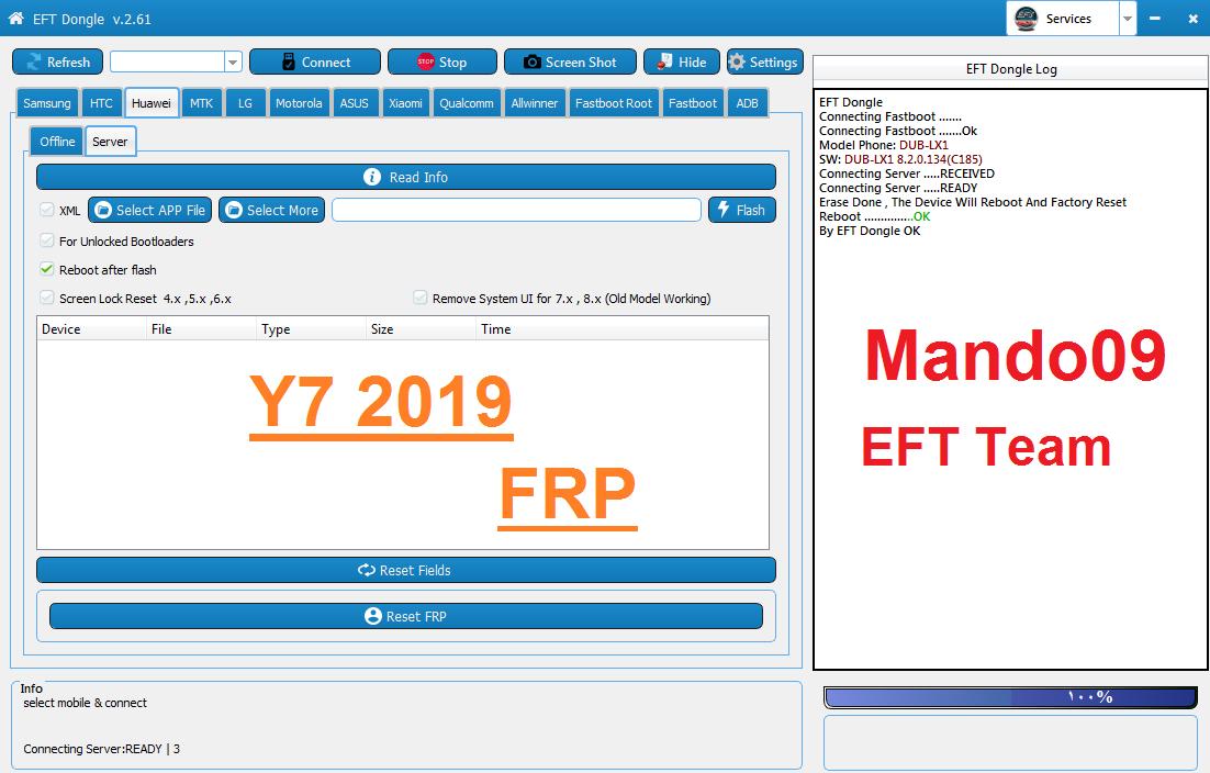 Y7 2109 FRP ف ثانيه عالعملاق EFT ♥♥♥ Mando09