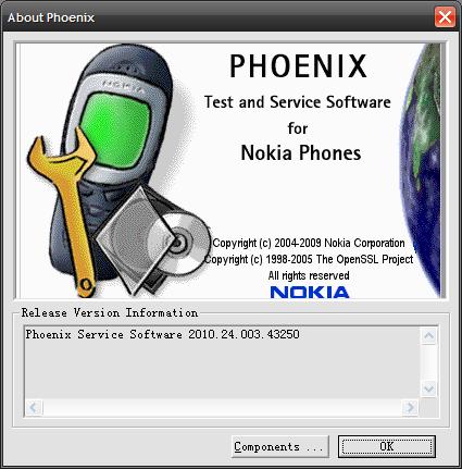 اخر اصدار للفونكس (كراك) Phoenix Service Software 2010.24.003.43250 Cracked