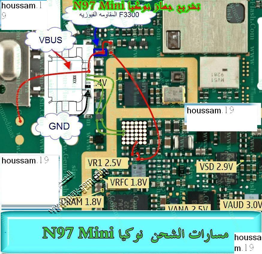 مسارات الشحن n97