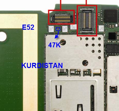 e52  لايشحن الجهاز يعطي لا يشحن عند وضع الشاحن ارجو المساعدة  Read mo