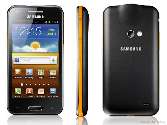حصرى على الجيم تعريب Samsung GT-I8530 Galaxy Beam