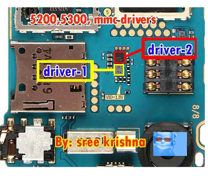 جهاز 5200 لايحس بالميمورى نهائيا فما العمل