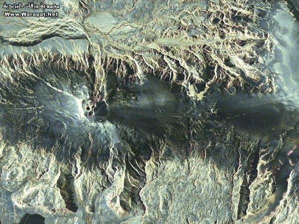 صور من الرماد البركاني في أوروبا