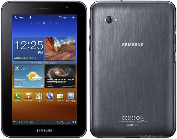 الفلاشة العربية لهاتف Samsung P6200 Galaxy Tab