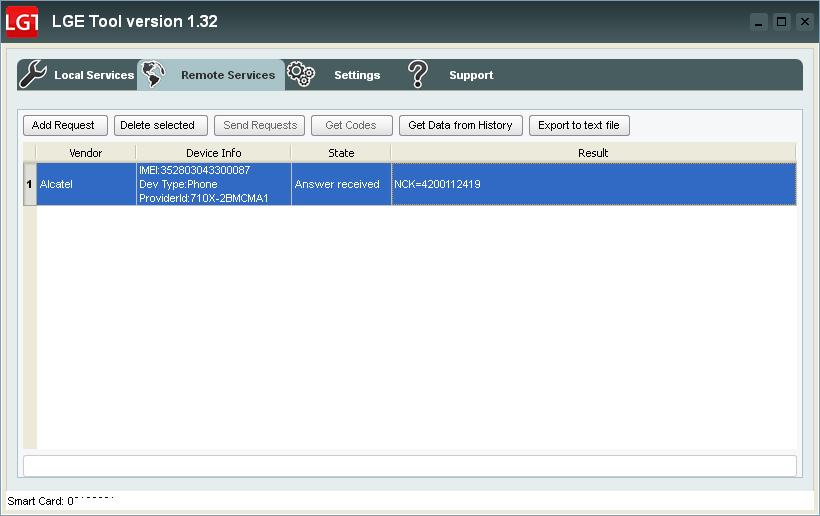 تم فك شفرة ألكاتيل OT-710 بنجاح على الإصدار الأخير 1.32