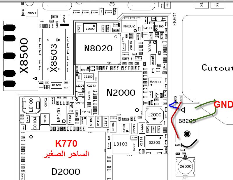 مايك k770i