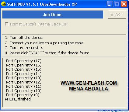 حصريا تعريب I900 تعريب كامل دون تسطيب برامج
