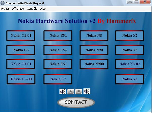 Nokia hardware solution V2 by Hummerfx برنامج