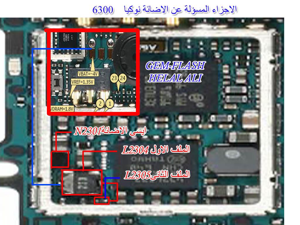 جهاز 3110c فاصل اضاءة