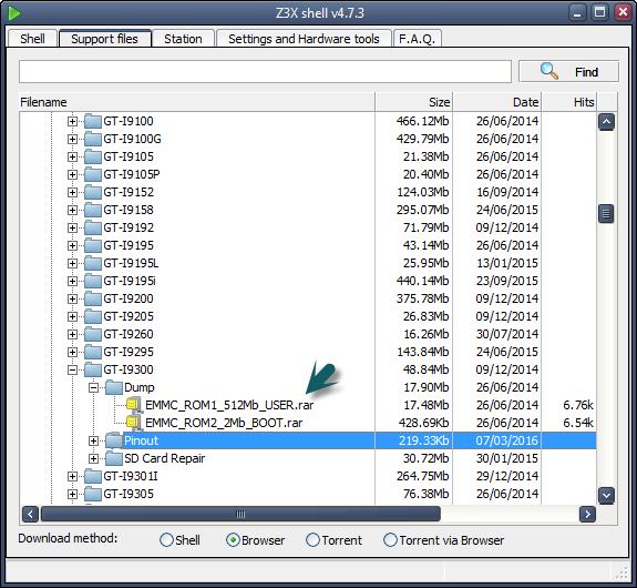I9300 emmc dump - الصفحة 1