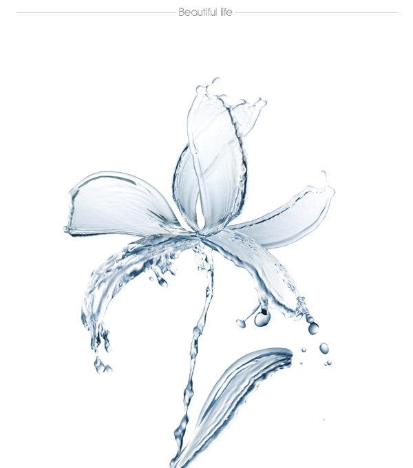 الفن بي المياه