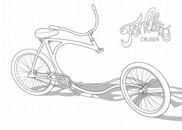 أحدث دراجة