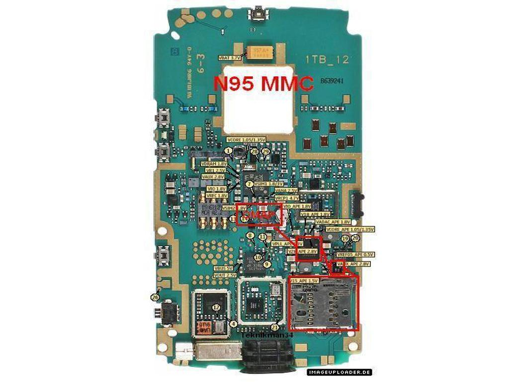 Memory Card is Curapted n95