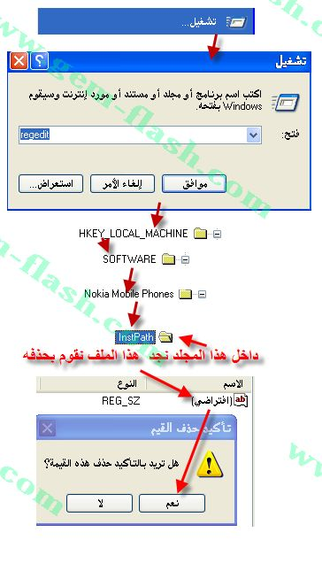 بكل سهولة حل Unexpected Exception: invalid Data Type