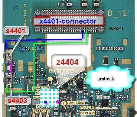 n95 g8 زرار رفع الصوت طايرة من أرضية