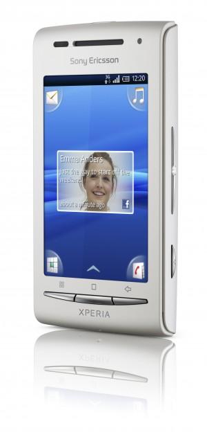 طريقة إعادة ضبط المصنع EricssonXperia سوني X8