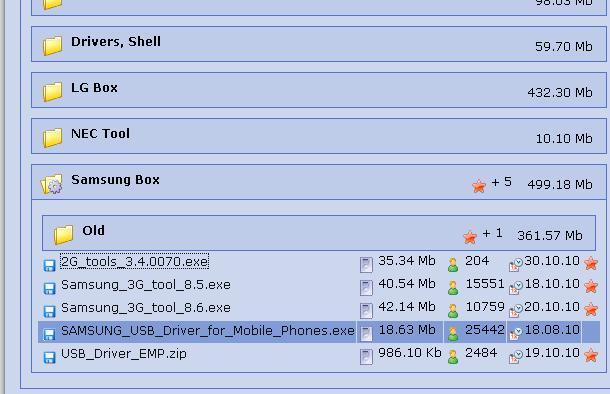 Z3X BOX Samsung Update. Samsung 2g tool 4.3.00070 update