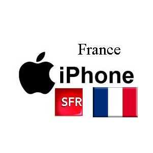New Price : SFR France - iPhone 3GS, 4G, 4S ( Clean Phone Only )