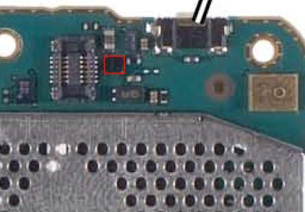 6500 s اضائة لوحة المفاتيح الارقام لاتعمل