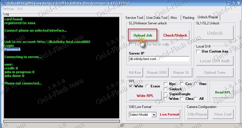 F.A.Q - الأسئلة والاجوبة الخاصة بفك شفرة الهواتف SL3/INFINION Unlock