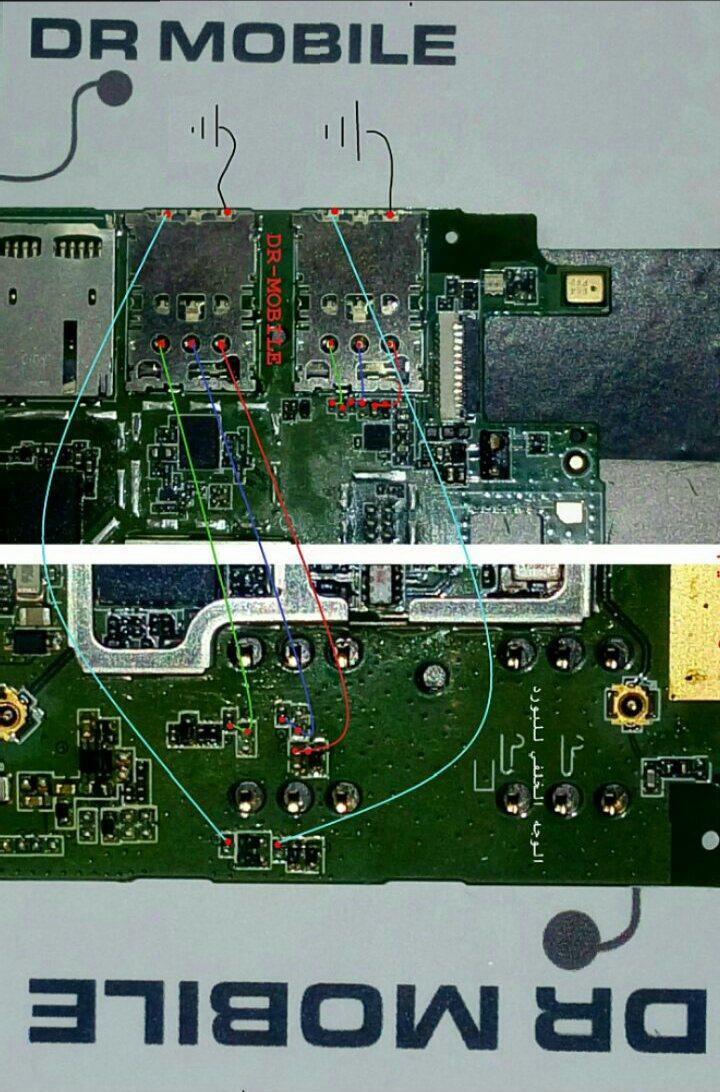 مسارات  - Tracks - سيم HTC Desire 820G