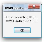 عندي مشكل في تحديث kwh