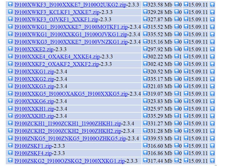 Samsung 3G/2G Tool v.11.1 released