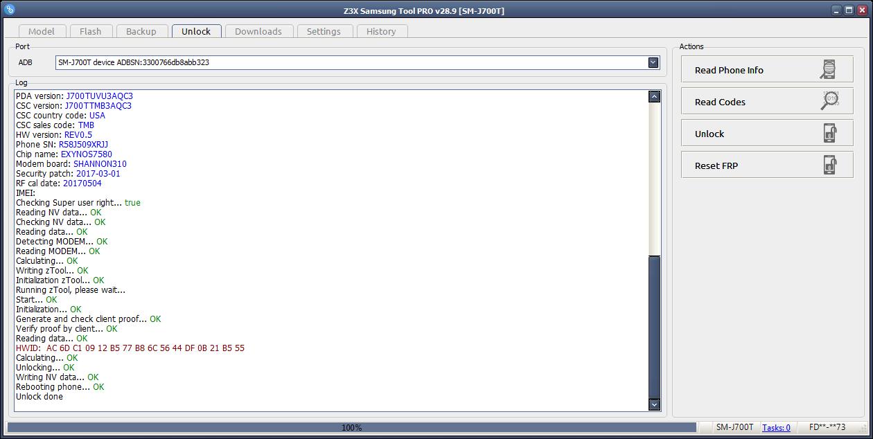Root & Unlock J700T last version J700TUVU3AQC3 - GSM-Forum