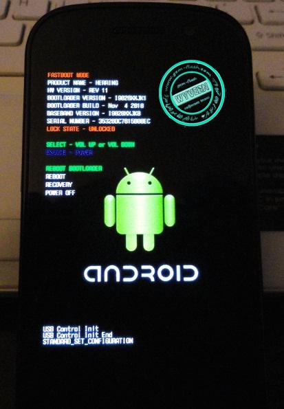 Nexus S Rom Arabic