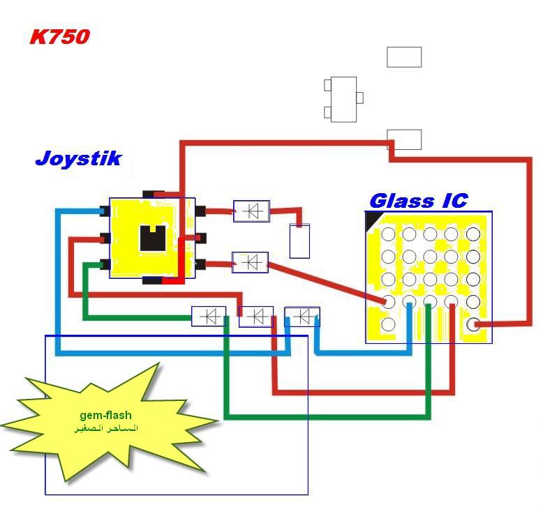 ممكن مساعده ياخواني الكرام في جهاز k750i