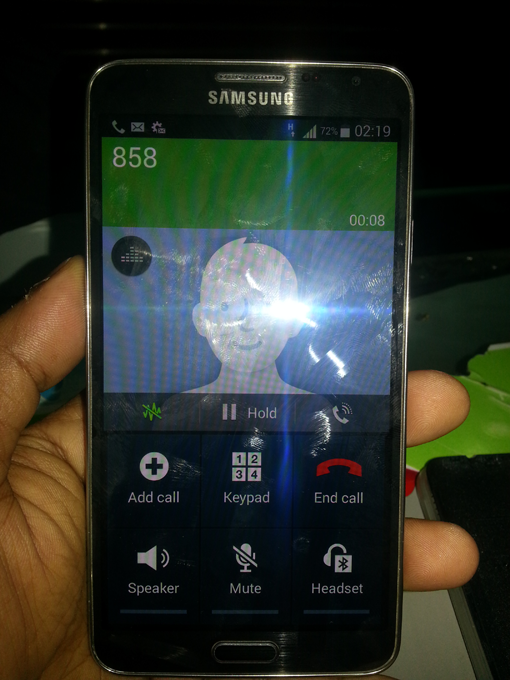 samsung galaxy note 3 neo SM-N750 repair imei & no service