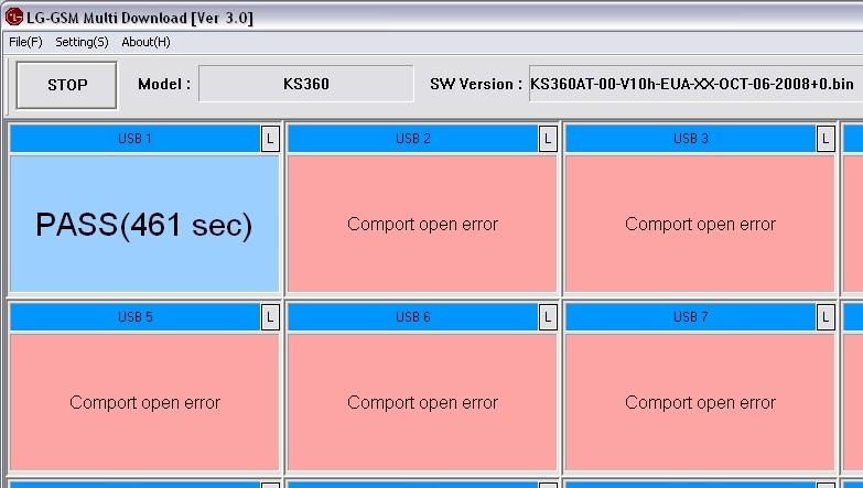 شرح تعريب LG KS360