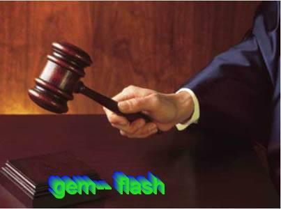 (السخاوى) امام المجلس الاعلى للجيم فلاش فى لمحاكمته عسكريا